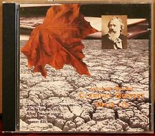MUSICAL FIDELITY CD NO#: BRAHMS Clarinet Quintet Op. 115 - Michaelson, UK? 2000s