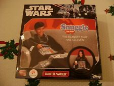 Star Wars Snuggie for Kids Darth Vader Brand New Sealed