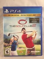 PS4 The Golf Club 2 Day One Edition (Playstation 4) Brand New