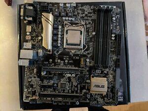 Intel Core i7-6700K CPU + Asus Z170M Plus Motherboard Bundle