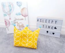 Baby Pillow Anti Flat Head Cushion Newborn Infant Crib Cot Bedding Baby Boy Girl