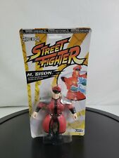 M Bison Action Figurine Collectible Action Figurine Red Capcom New 2099