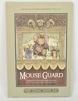 Mouse Guard Labyrinth And Other Stories HC Archaia 2012 NM FCBD