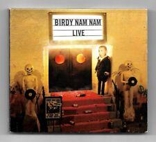 CD + DVD / BIRDY NAM NAM - LIVE / ALBUM DIGIPACK 12 TITRES + DVD