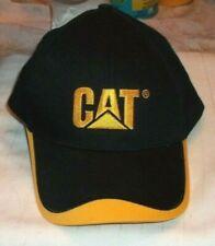 Cat,Caterpilar,Black,Hat,Cap,New!