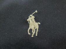 Polo Ralph Lauren Black Full Zip Bi-Swing Harrington Windbreaker Jacket XXL 2XL