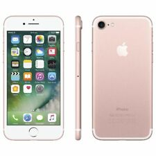 Apple iPhone 7 32GB A1660 GSM Unlocked Smartphone-Rose Gold-Great