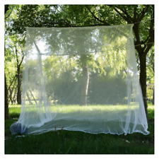 Mosquito Net Tent Large Insect Fly Spider Mesh Screen Camping Protection Canopy