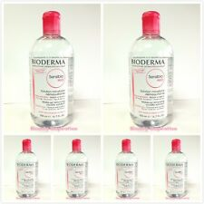 Bioderma Sensibio H2O Micelle Solution,  500 ml,US Seller  6 bottles