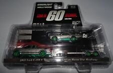 Greenlight 67 Ford Mustang Gone in 60 SECOND SET Hollywood S3 NUEVO Verde