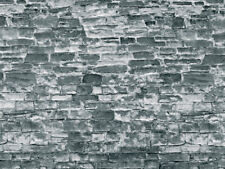 Vollmer 46055 H0 Mauerplatte Naturstein grau
