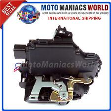 FRONT LEFT Door Lock Mechanism VW POLO 9N 2001-2009 SEAT IBIZA 3 III 2002-2009