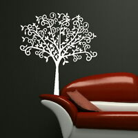 Large Tree Wall Sticker / New Vinyl Art Decor / Nice Big Tree Wall Transfer TR20