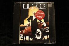 JOE JACKSON TUCKER THE MAN AND HIS DREAM SOUNDTRACK LP - SEALED MINT 1988 A&M