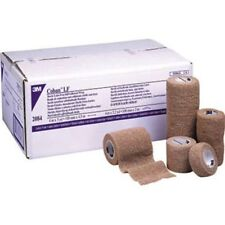 "Coban 3M Self Adherent Wrap Bandage Sports Tape 2"" Case of 36 rolls, NEW!"