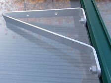 Greenhouse Parts Spares Aluminium 6 inch Shelve Brackets pair