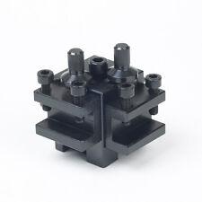 Schnellspann Stahlhalter für Emco Unimat 3 und Unimat 4