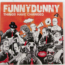 """FUNNY DUNNY - THINGS HAVE HA CAMBIATO RADIAZIONI RECORDS 12"""" LP (b412)"""
