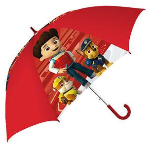 Paw Patrol Red Umbrella