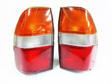 REAR TAIL LIGHT LAMP PAIR FOR MITSUBISHI STRADA L200 PICKUP 1995-2004 96 97 98