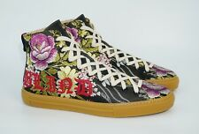 aa02c255f Gucci Men's Major Romantic Bouquet Jacquard High-Top Sneakers, Multi, MSRP  $790