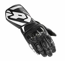 Pelle Uomo Spidi Carbo 1 Gloves Black Xxl-black