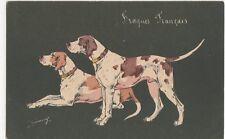 Espinassy, Hunting Dogs Postcard #2, B268