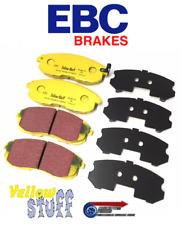 EBC Yellowstuff Frein avant Coussinets - pour S13 200SX CA18DET Chuki 1991 Jusqu