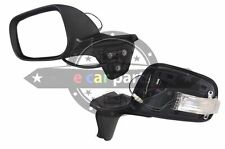 TOYOTA COROLLA ZRE152 10/2009-ON HATCH LEFT SIDE DOOR MIRROR  ELECTRIC LED LIGHT