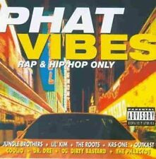 Phat Vibes-Rap & Hip Hop only (1997) Artifacts, E-40 feat. Bo-Rock, Krs.. [2 CD]