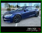 2021 Tesla Model S Plaid 2021 Tesla Model S AWD Plaid Sedan