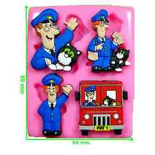 Postman Pat & Jess Mould by Fairie Blessings