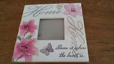 Home is Where The Heart is Picture Frame