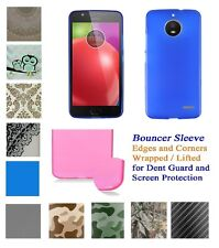 for Motorola moto E4 XT1767 Scratch Guard Phone Case Slip Resistant Grip Cover