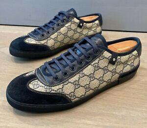 Gucci Men's GG Plus Sneakers Sz 8 G = US 9 *Authentic*