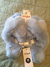 Cat And Jack Girl Slippers Size 2/3