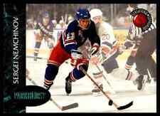 1992-93 Parkhurst Emerald Ice  Sergei Nemchinov #236