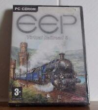 EEP: Virtual Railroad 3 (PC: Windows, 2004) CD. New ,unopened