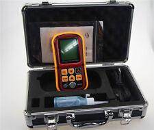 GM100 Digital Ultrasonic Wall Steel Metal Thickness Gauge Meter Tester 1pcs