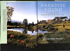 PARADISE FOUND: STORY of MOUNT KENYA SAFARI CLUB Book Stefanie Powers