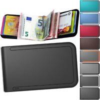 DOSH kleine Geldbörse Karten Kreditkarten Etui Portemonnaie Geldclip Geldtasche