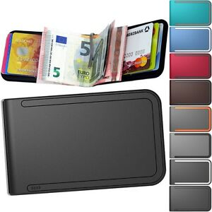 Dosh Small Purse Cards Credit Card Case Purse Money Clip Wallet