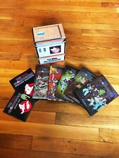 THE REAL GHOSTBUSTERS  Complete Collection DVD Firehouse Steel Books Time Life