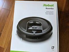 iRobot Roomba I7 7150 Black Robot Vacuum Wi-Fi Robot Vacuum Cleaner