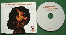 Helping Haiti Everybody Hurts + Alternative Mix CD Single
