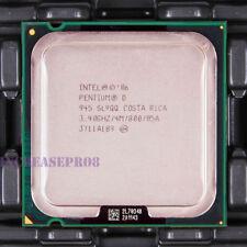 Intel Pentium D 945 SL9QB SL9QQ CPU Processor 800 MHz 3.4 GHz LGA 775/Socket T