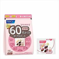 FANCL Good Choice 60's Women Health Supplement all-in-one 30 bags JAPAN F/S