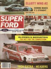SUPER FORD 1985 MAY - F150 XLT, GLIDDEN & BERNSTEIN