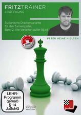 Peter Heine Nielsen: Sizilianische Drachenvariante für den Turnierspieler Band 2
