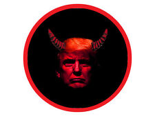 Trump Devil (Bumper Sticker)